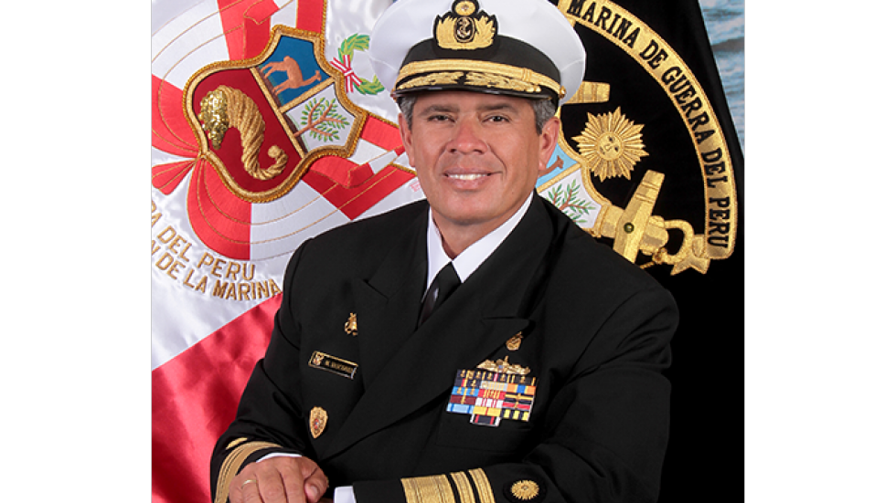 Vice Admiral Manuel Santiago VASCONES Morey